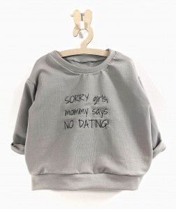 BLUZA SORRY GIRLS...